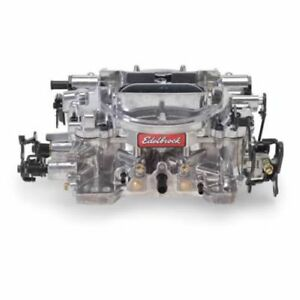 Edelbrock 18259 Thunder Series Avs Off Road Carburetor Reconditioned 1825