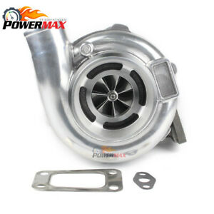 Gt30 Gt3071 Gtx3071 Billet Wheel Turbo With 0 63 A R 4 Bolts T3 Turbine Housing