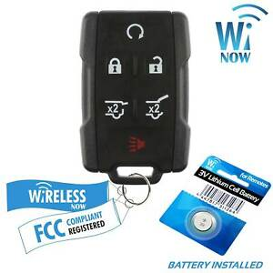 New Car Key Fob Entry Remote For 2012 2013 2014 2015 2016 2017 Chevrolet Tahoe