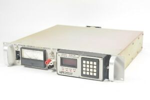 California Instruments 101t Invertron Ac Power Source 101t pc 771 848tcm As is