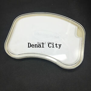 New Dental Lab Small Porcelain Mixing Watering Wet Tray 6 1 X 3 9 X 1