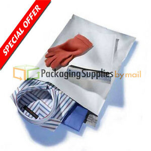 Poly Mailers 6 X 9 Shipping Envelopes Self Seal Mailing Bags 2 Mil 2000 Pieces