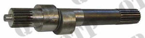 Massey Ferguson 1684620m1 Camshaft For 188 Hydraulic Pump 100 Series 135 148 1