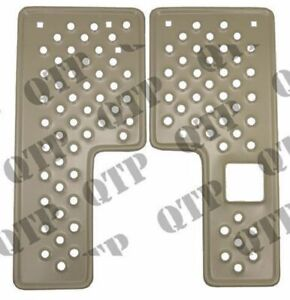 Ford New Holland E1addn16450a 451a Foot Plate Super Major Pair Fordson Super M