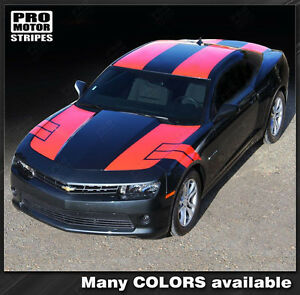 Chevrolet Camaro Coupe Ns1 Style Stripes Complete Set Decals 2010 2011 2012 2013