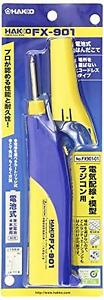 White Light Hakko Battery powered Soldering Iron Fx901 01 F s