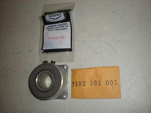 Warner Electric Pb 250 Brake Assembly With Mounting Kit Hose Barbs Nnb 1