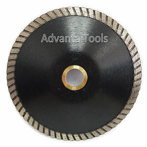 5 Contour Concave Granite Marble Diamond Blade For Sink Holes Curved Cutting