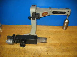 Moore Jig Grinder udb Wheel Dresser Dressing Unit for Parts Only