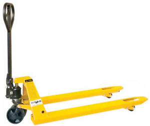 4400 pound Industrial Pallet Jack 2 2 Tons 27 X 48 Inch
