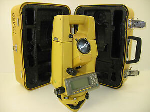 Topcon Gts 511 2 Total Station Only For Surveying 1 Month Warranty