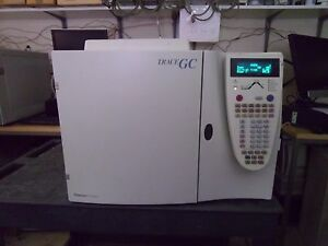 Thermo Trace Gc Split Injector With Epc Good Working Condition Setup For Ms