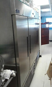 Arctic Air 2 Door Commercial Refrigerator Nsf Approved
