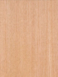 Red Oak Wood Veneer Rift Cut Paper Backer Backing 2 X 8 24 X 96 Sheet