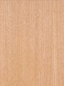 Red Oak Wood Veneer Rift Cut 3m Peel And Stick Adhesive Psa 2 X 8 24 X 96