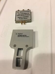 Hp Agilent N5380a Probe Head W n5380 64701 Probe Support For Infiniimax