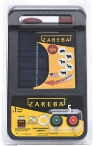 Zareba 5 mile Solar Low Impedance Charger