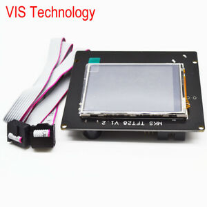 3d Printer 2 8 Inch Full Color Touch Screen Lcd Mks Tft28 V1 2 For Ramps1 4 Mks