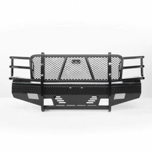 Ranch Hand Fsc111bl1 Summit Series Front Bumper Fits 11 14 Silverado 2500 3500hd