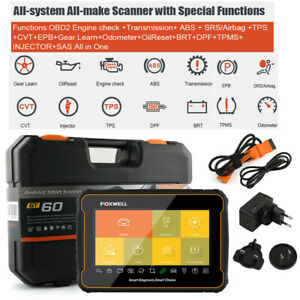 Bluetooth Wifi Obdii Diagnostic Tool Scanner Full System Check Reset Function