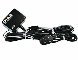 Piaa 34400 Wiring Harness For 525 550 Fog Driving Auxiliary Off Road Lamp Kit