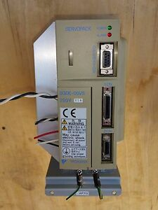 Servo Pack Driver Unit Sgde 08vs 200v For Screen Pt r Series Ctp