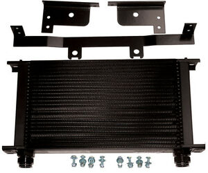 Ppe Heavy Duty Transmission Cooler 03 05 Gm Duramax 6 6
