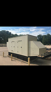 405kw Kohler detroit Engine Generator With Enclosure 305hrs