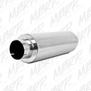 Mbrp M2220a Quiet Tone Diesel Muffler 5 Inlet Outlet 8 Body 31 Overall