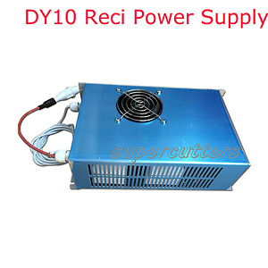 Dy10 Reci Power Supply Source For 90 100w W2 S2 Co2 Laser Tube Ac 110v