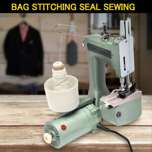 220v 140w Electric Portable Sealing Sewing Machine Stitching Bag Closer Bagging