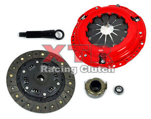 Xtr Stage 2 Hd Clutch Kit For 2001 2005 Honda Civic Dx Ex Lx 1 7l D17