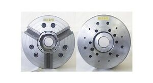Howa 15 3 Jaw Power Chuck A2 8 Spindle Mount 4 Thru Hole Model H027m15