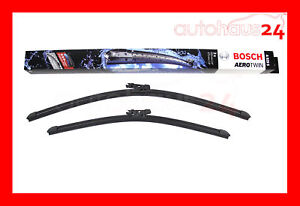 Mercedes Benz X156 Gla Cla Class Front Window Wiper Blade Set New Bosch Oem