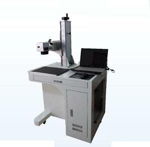 Fiber Laser Marking Machine 20w Ship From California