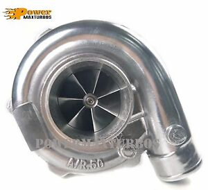 T67 Billet Compressor Wheel Turbo Charger Universal Deleted Turbine Housing
