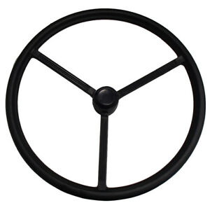 Steering Wheel Ford New Holland Tractor 6610 701 7600 7610 800 801 8n