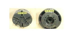 Logan 15 3 Jaw Power Chuck A 8 Spindle Mount Model 350 b 15 8