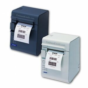 Epson Tm l90 c31c412a8581 M165m Point Of Sale Thermal Printer Brand New