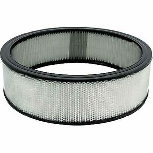 Allstar Performance 26022 14 X 4 In Tall Paper Air Filter Element