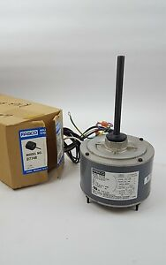 Fasco D7749 5 6 1 4 Hp Condenser Fan Motor Air Conditioning Refrigeration