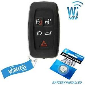 For Car Key Fob Keyless Smart Remote 2010 2011 2012 Land Rover Range Rover Sport