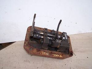 Allis Chalmers 7000 Gear Shift Linkage Assembly 70271545 reverse Fork Missing
