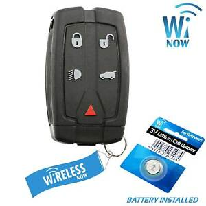 For Car Key Fob Keyless Smart Remote 2008 2009 2010 2011 2012 Land Rover Lr2