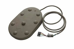 Dci Programmable Dental Adec Foot Switch Control Pedal fits 511 1020 1021 1040