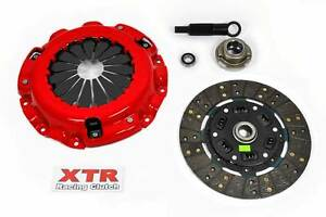 Xtr Racing Stage 2 Clutch Kit 6 87 89 Conquest Tsi Starion Esi Esi r 2 6l Turbo
