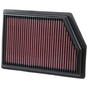 K n 33 5009 High Performance O e Replacement Air Filter For 14 17 Jeep Cherokee