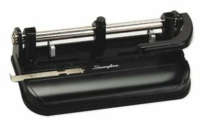 Swingline Three hole Paper Punch 9 32 In A7074350f