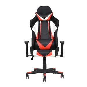 Home Ergonomic Executive Racing Style High Back Chair Chair Reclining Furniture