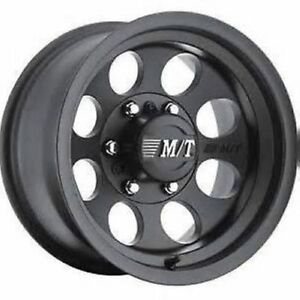 Mickey Thompson 90000001794 Classic Iii Black 17 X 9 Wheel Bc 5x5 Bs 4 5
